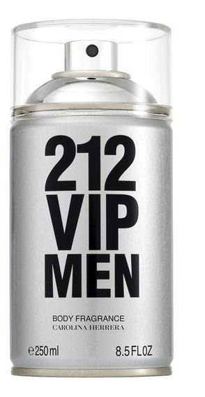 212 Vip Men Carolina Herrera - Body Spray 250ml