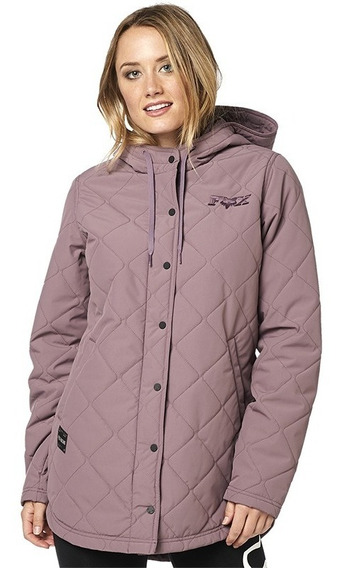 Jacket Fox Dama Darlington Purpura