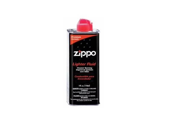 Bencina Para Encendedor Zippo Fluido Petroleo 118ml Lelab