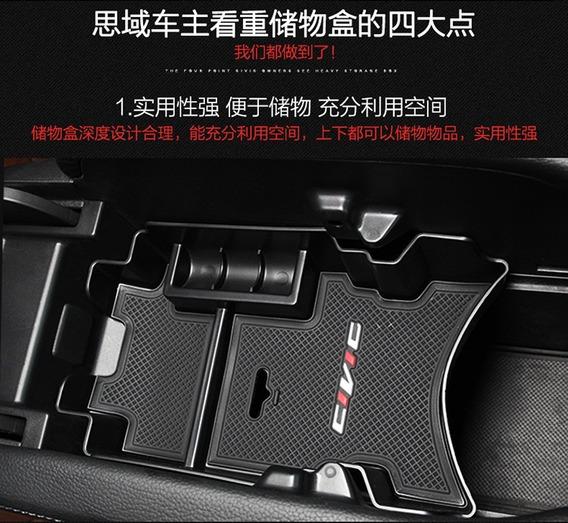 Moldura Honda Civic G10 2017/18 Porta Treco. Emborrachada