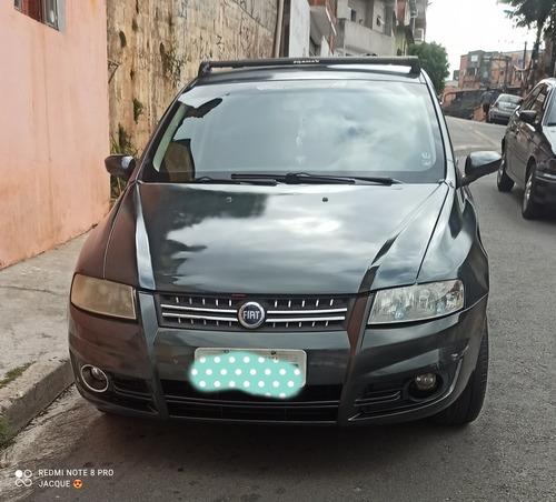 Imagem 1 de 9 de Fiat Stilo 2007 1.8 8v Flex 5p