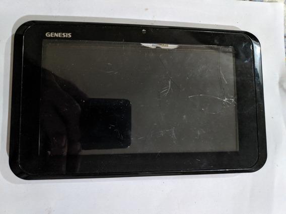 Tablet Genesis Gt-7204 Uso Peças