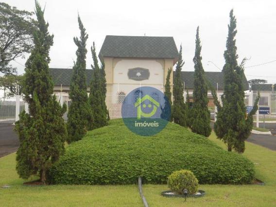 Terreno À Venda, 360 M² Por R$ 135.000 - Condomínio Jardim Botânico - Bady Bassitt/sp - Te0799