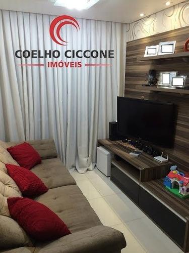 Imagem 1 de 12 de Compre Apartamento Em Centro - V-1279