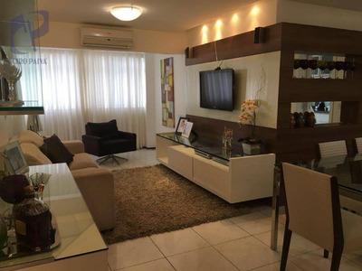 Excelente Apartamento No Bairro Papicu - Ap1430