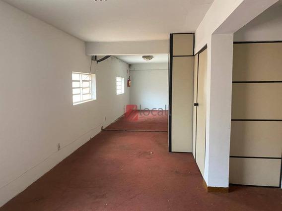 Salão À Venda, 660 M² Por R$ 5.000.000 - Boa Vista - São José Do Rio Preto/sp - Sl0334