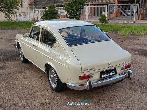 Volkswagen Tl 1600 1970 = 0 Original  Fez Minissérie Globo