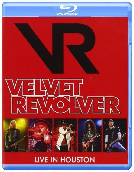 Brd - Velvet Revolver - Live In Houston