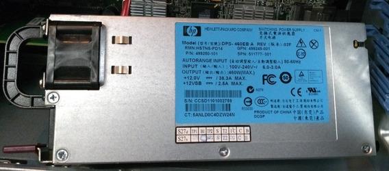 Fonte Hp Proliant Ml350 G6 Produto Usado