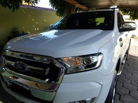 Ford Ranger Xlt 2.5 Flex 4x2 Branca 2016/2017 - Completa