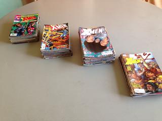 Marvel, X Men Colección Completa, Vid, 200 Comics Impecables