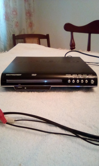 Dvd Reproductor Premier Modelo Sx 4867du Sin Control
