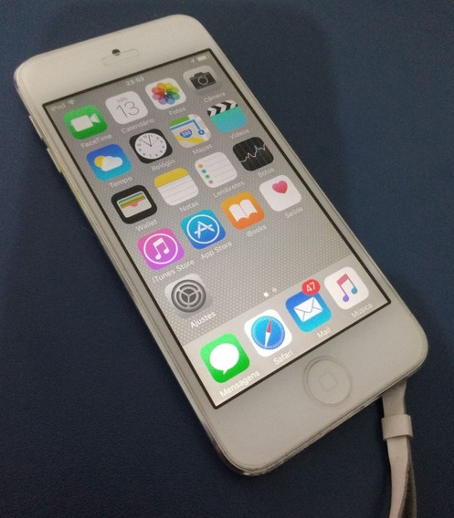 iPod Touch 5 - Bem Conservado - Funciona Perfeitamente