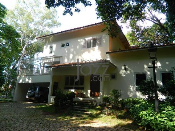 Casa Com 6 Suítes À Venda, 407 M² Por R$ 1.800.000 - Parque São Quirino - Campinas/sp - Ca5747