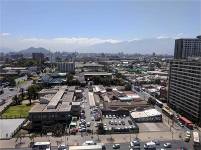 Avenida Padre Alberto Hurtado 59 - Departamento 2d1b / Bg / 2e
