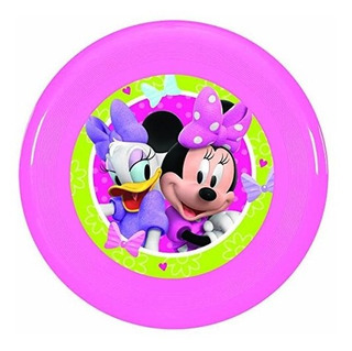 Disney Minnie Mouse Flying Disc Birthday Party Toy Favor Y P