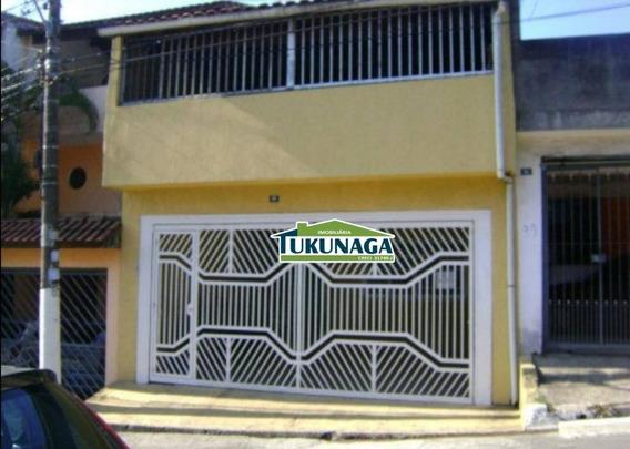 Sobrado Residencial À Venda, Jardim Ansalca, Guarulhos. - So0304