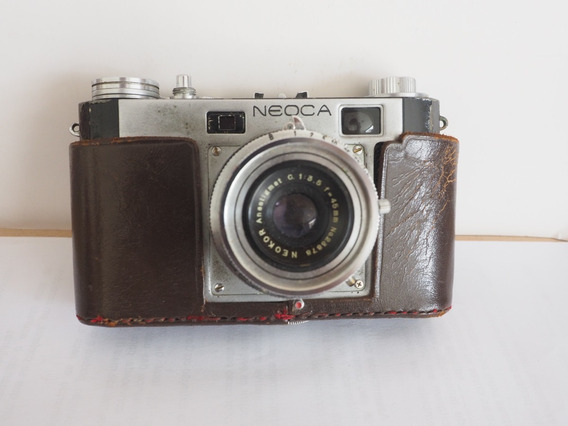 Máquina Fotográfica De Filme 35mm - Neoca Japan