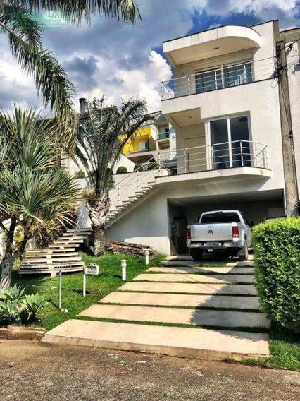 Sobrado Com 4 Dormitórios À Venda, 350 M² Por R$ 1.700.000 - Parque Residencial Itapeti - Mogi Das Cruzes/sp - So1767