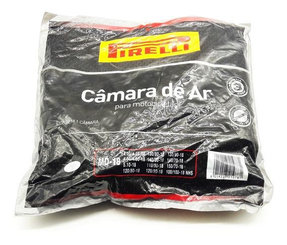 Câmara Ar Md-18 Pirelli Lander / Tornado / Xre300 Traseira