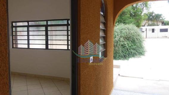 Casa Com 2 Dormitórios Para Alugar, 198 M² Por R$ 1.655/mês - Parque Ortolândia - Hortolândia/sp - Ca0513
