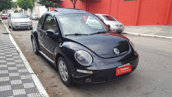 New Beetle 2.0 Automático 2009 Impecável E Com Baixa Km