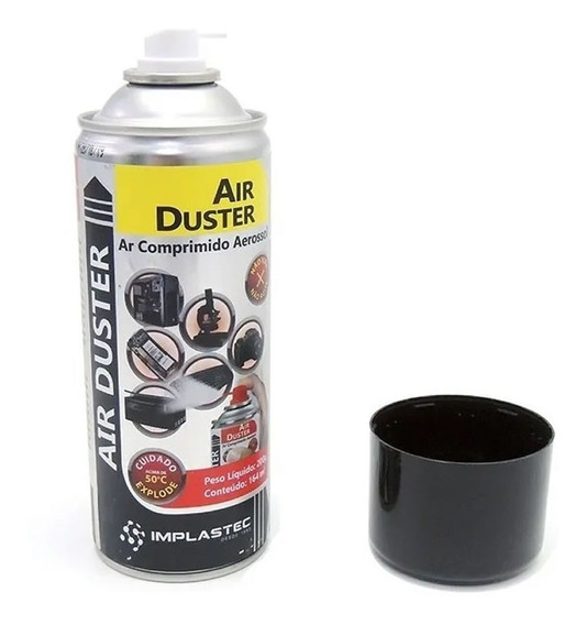 Ar Comprimido Para Limpeza De Pc Spray Remove Pó Envio 24hs