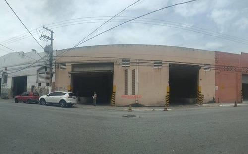 Galpão À Venda, 2000 M² Por R$ 7.500.000,00 - Mooca - São Paulo/sp - Ga0387