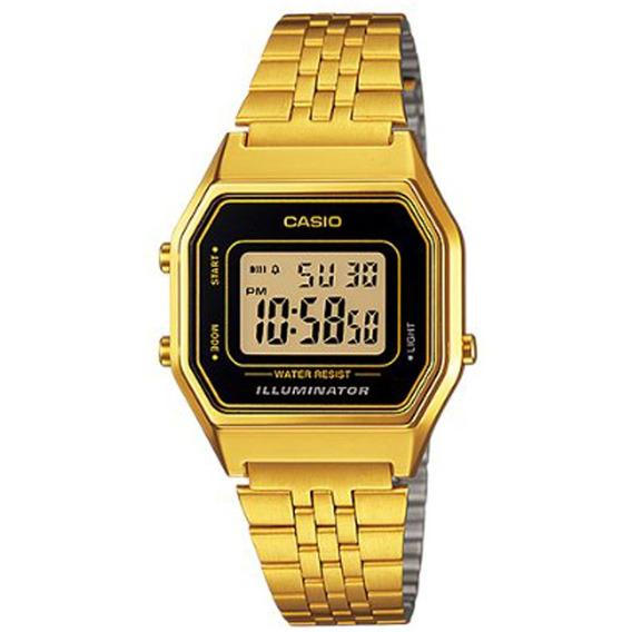 Relógio Casio Vintage Feminino La680wga-1df