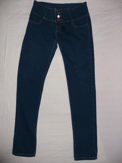 Pantalon Blue Jeans Para Dama Talla 5/6