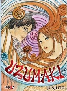 Uzumaki Tomo Unico - Junji Ito (papel)