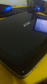 Notebook Acer Signalup Aspire 5920 6368 Defeito