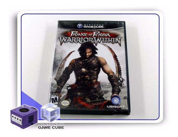 Gc Prince Of Persia Warrior Within Original Gamecube