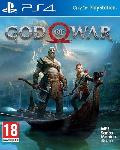God Of War 2018 Ps4 Primaria