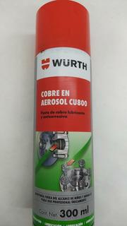 Anticorrosivo Cobre En Aerosol - Rost Off - Wurth