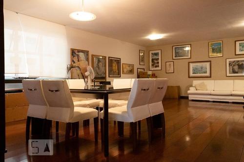 Apartamento À Venda - Moema, 3 Quartos,  200 - S893112233