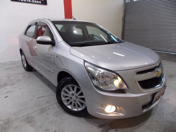 Chevrolet Cobalt 2014 Ltz 1.4 Flex Completo (top) Baixo Km