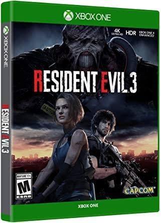 Midia Digital Resident Evil 3 Remake + Resident Evil Resistê