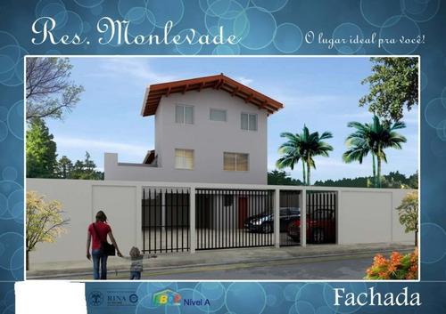 Casa Com 2 Quartos Para Comprar No Parque Leblon Em Belo Horizonte/mg - 708