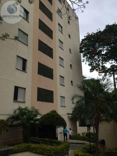 Apartamento A Venda No Bairro Vila Augusta Em Guarulhos - - 430-1