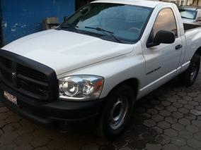 Dodge Ram 1500 3.7 Pickup St 6vel Aa 4x2 Mt