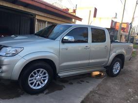 Toyota Hilux 3.0 Cd Srv Cuero 171cv 4x2 2014- No Permuto