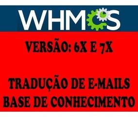 Base De Conhecimento Whmcs