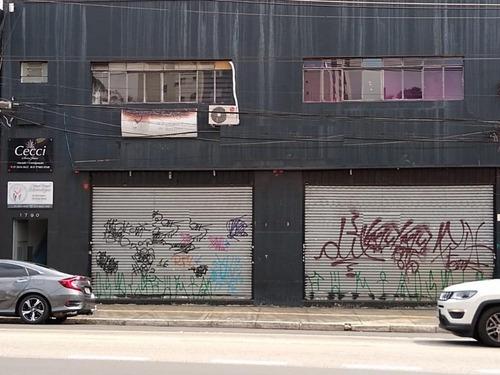 Salão Para Alugar, 380 M² + Subsolo Por R$ 19.000/mês - Vila Formosa - São Paulo/sp - Sl0952