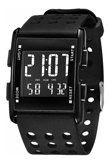 Relógio Unissex Tuguir Digital Tg0731 Preto