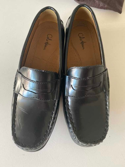 Zapatos De Nenes Cole Haan Us3 Eur 35 Masu 23 Cms Mocasin