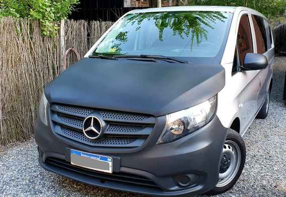 Mercedes Benz Vito 2016 Ejecutiva Inmaculada