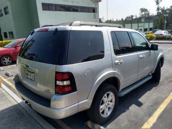 Ford Explorer 4.0 Xlt V6 Tela Base 4x2 Mt 2010