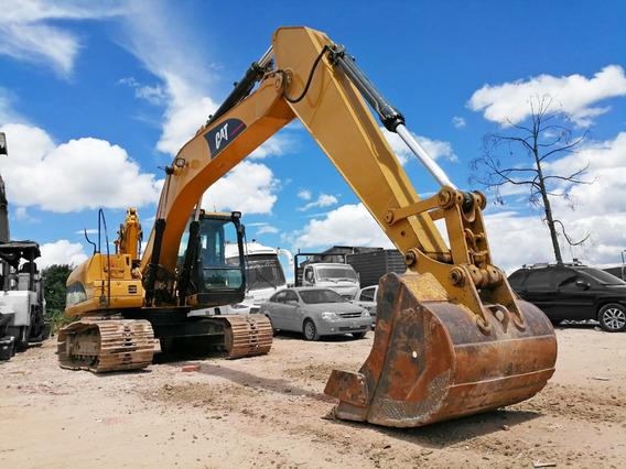 Excavadora Cat 320c - Retroexcavadora - Usada - 320