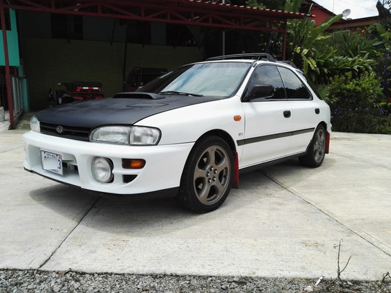 Subaru Turbo Wagon